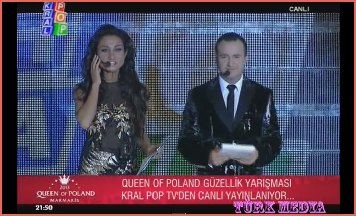 Gala Queen of Poland